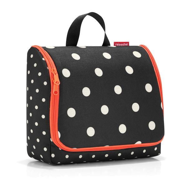 reisenthel Toiletbag XL / Kulturbeutel / Kosmetik / Traveling mixed dots