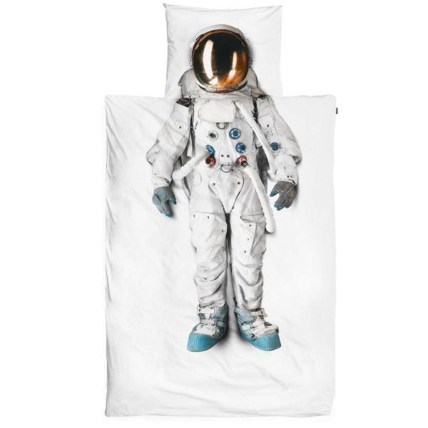 SNURK Bettwäsche Astronaut - 135 x 200cm