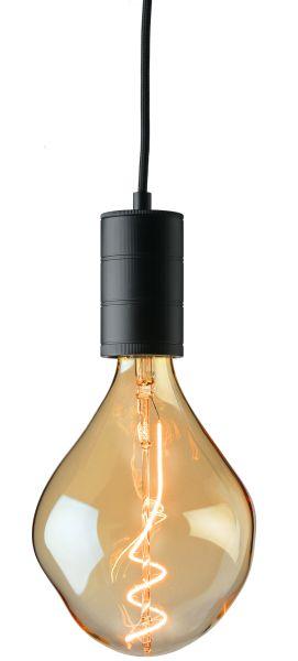 LED Leuchtmittel XXL Organic Gold, 6W, 200K, H16cm