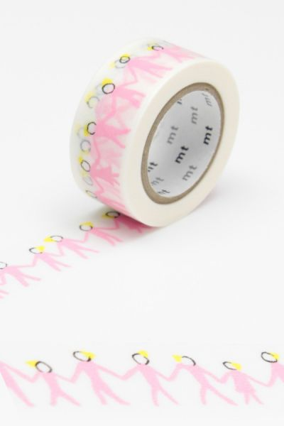Masking-Tape by minä perhonen, neighbor pink