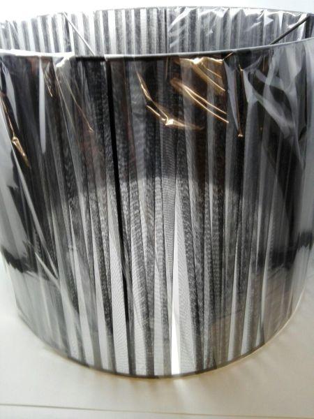 Ersatzteil Schirm/Glas zu Pendelleuchte Organza P5 schwarz 79286