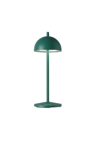 Musterring Tischleuchte LUNA grün