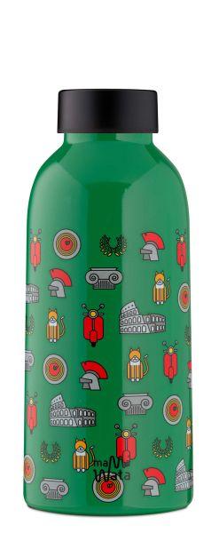 MamaWata Edelstahl Trinkflasche ROME