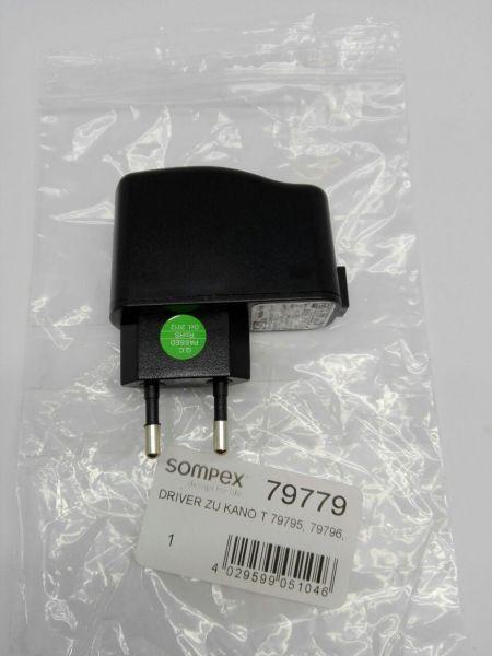 Ersatzteil LED Treiber zu Sompex Tischleuchte Kano 79795 , 79796 , 79797