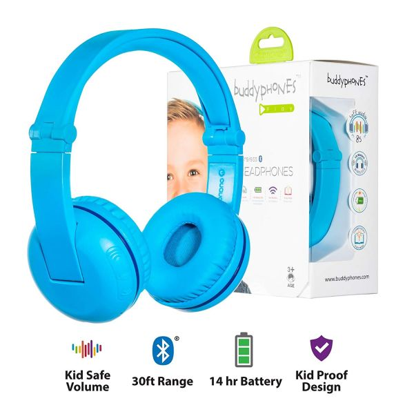 BuddyPhones Kinderkopfhörer - Play