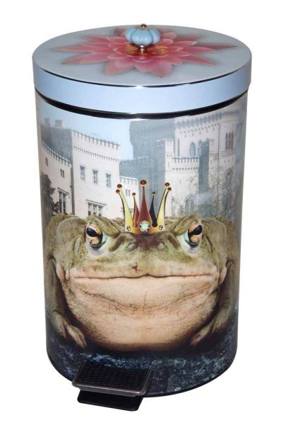Treteimer Froschkönig