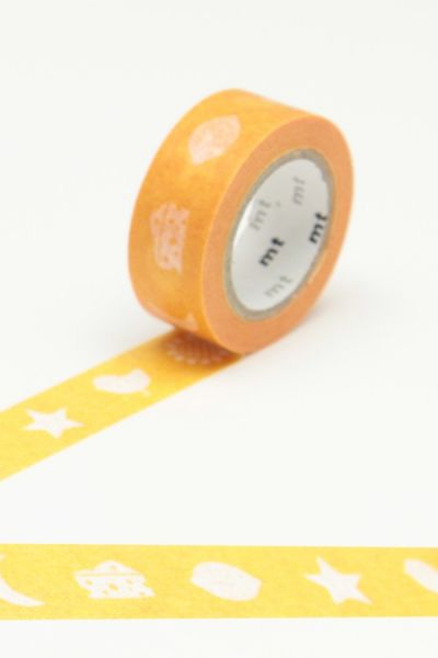 Masking-Tape for kids, color yellow