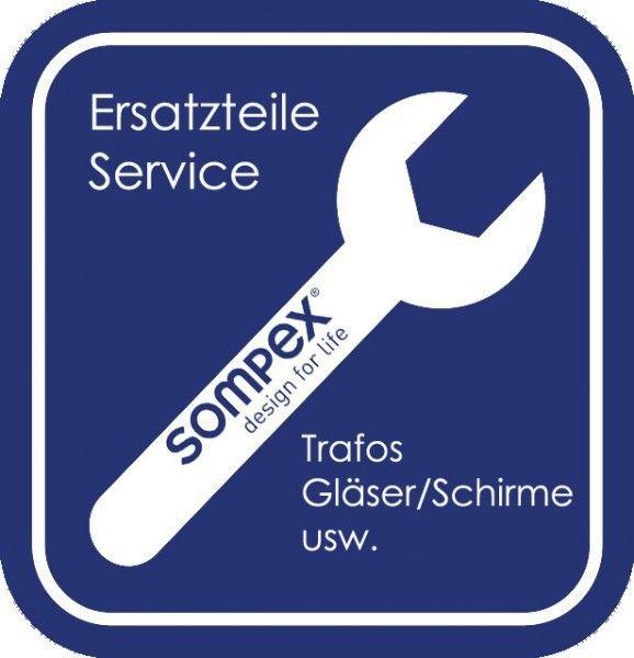 Ersatzteil Schirm / Glas zu Sompex Tischleuchte Novo 79196 und 79197
