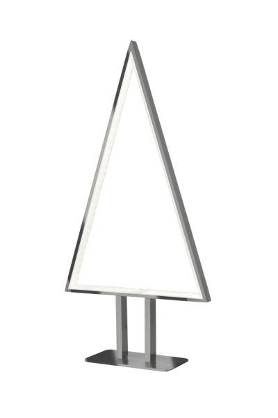 Sompex Tischleuchte Pine, aluminium, Höhe 50 cm.