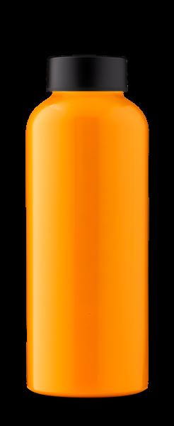 MamaWata Edelstahl Trinkflasche 500ml ORANGE