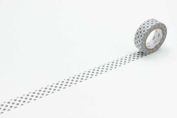 Masking-Tape single, dot gray