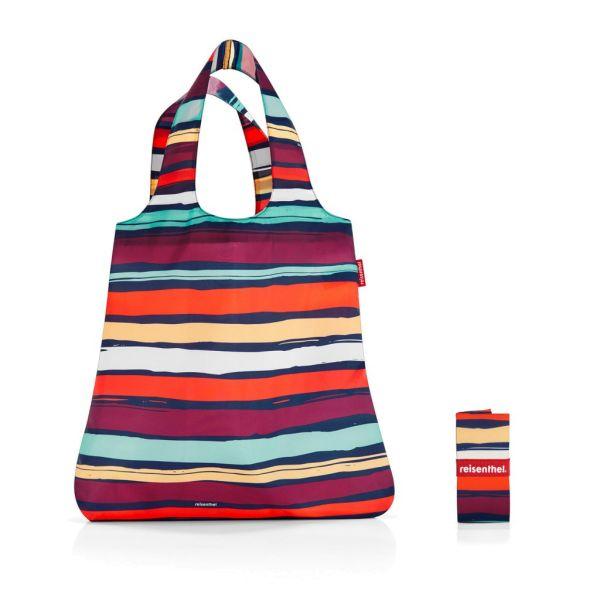 reisenthel mini maxi shopper artist stripes