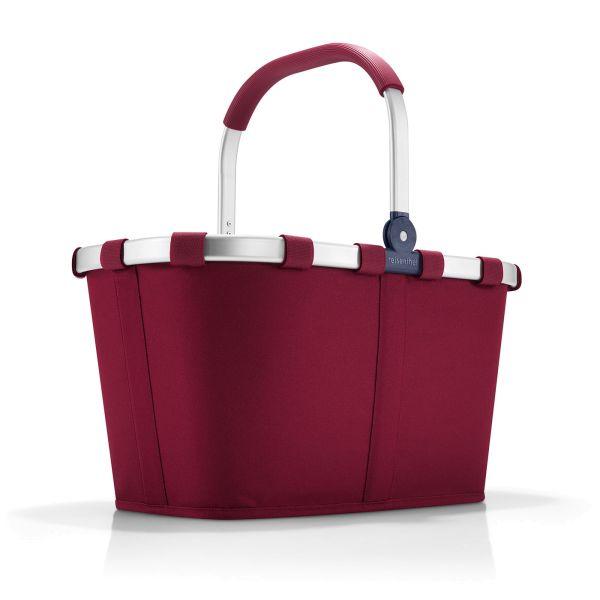 reisenthel Carrybag / Einkaufskorb dark ruby