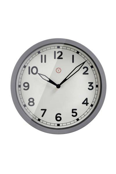 Sompex Clocks Wanduhr Brooklands - in verschiedenen Farben
