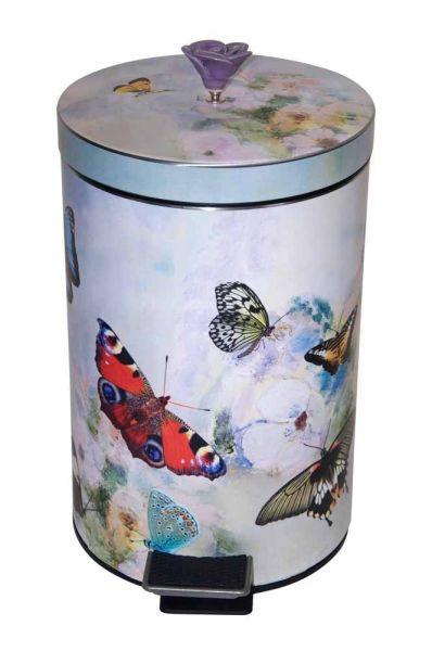 Treteimer Schmetterling