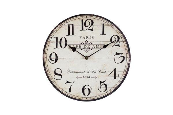 Sompex Paris Vintage Wanduhr
