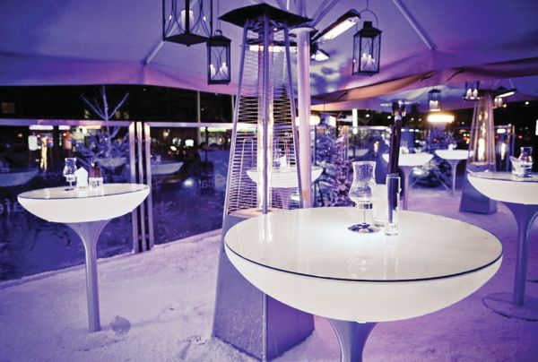 Moree Lounge Table Outdoor 105
