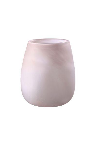 Sompex Vase Elsa leichtrosa, in verschiedenen Größen