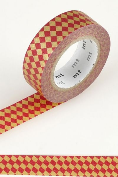 Masking-Tape single, diamond vermillion
