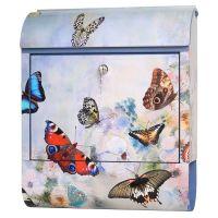 Briefkasten Schmetterling