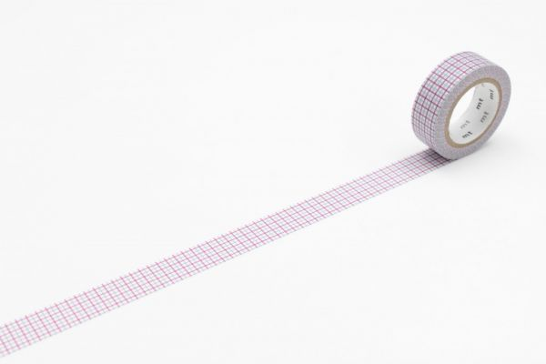Masking-Tape single, hougan purple x gray