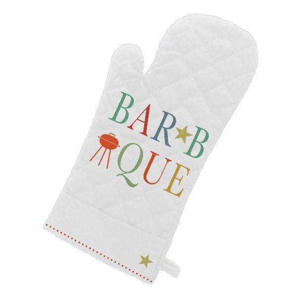 PPD Grillhandschuh Summer Barbeque - 100% Baumwolle (außen), 100% Polyester (innen)