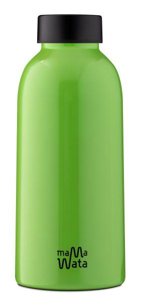 MamaWata Edelstahl Trinkflasche GREEN