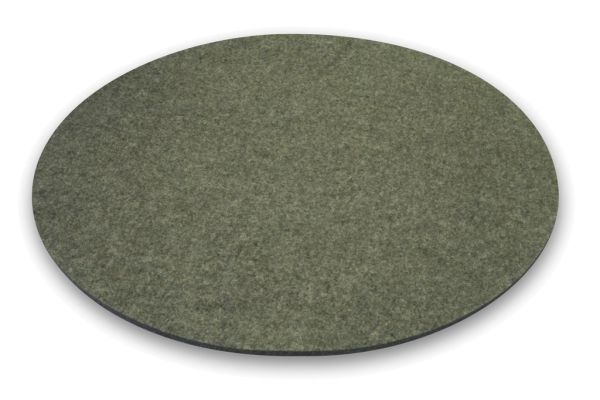 Moree Felt cushion anthracite
