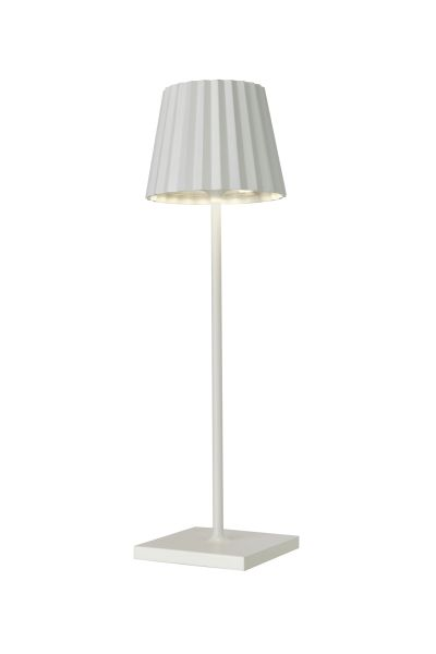 Sompex Troll LED Outdoor Lampe | Akkubetrieben | Aluminium | Dimmbar | Spritzwasserschutz