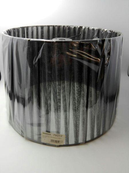 Ersatzteil Schirm/Glas zu Pendelleuchte Organza P3 schwarz 79311