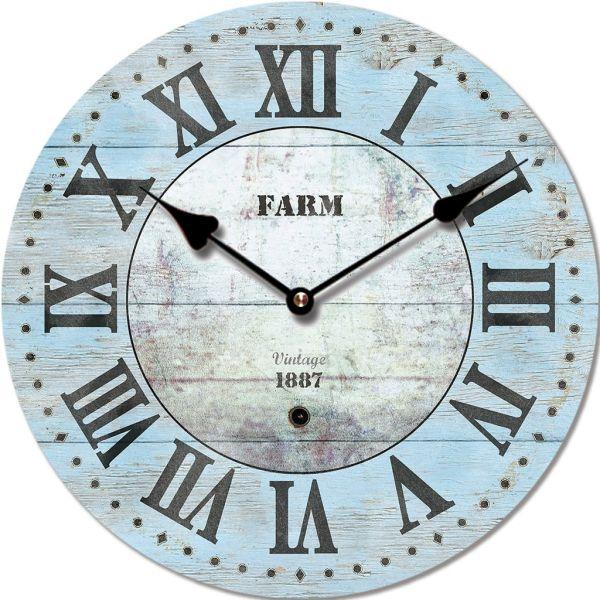 Sompex Farm Wanduhr