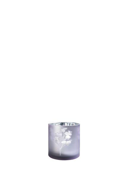 Sompex Awhia Windlicht Vase Blüten - in verschiedenen Farben und Größen
