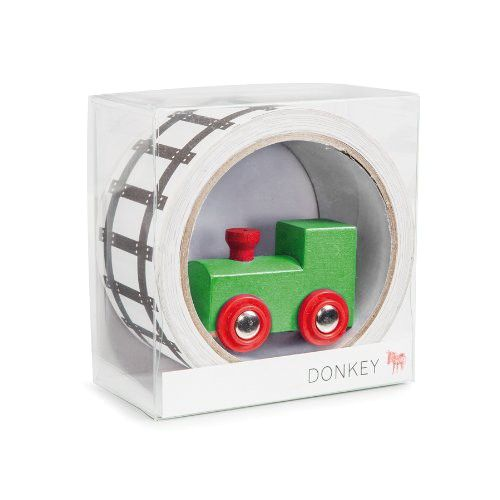 Donkey Tape Gallery My first Train