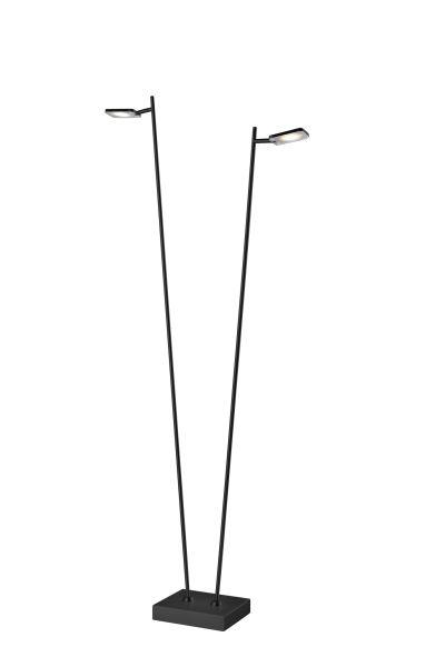 Sompex Stehleuchte Quad 2 Schwarz