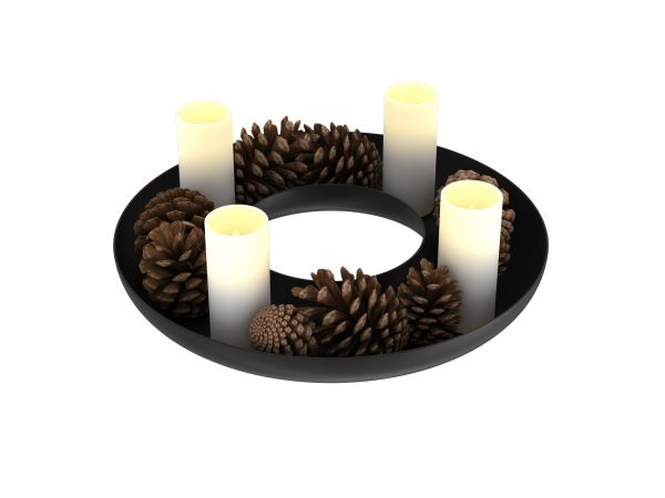 Sompex Circle Weihnachtsdekorationskranz