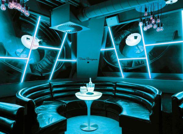 Moree Lounge M 75 LED Accu