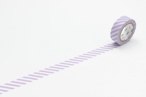 Masking-Tape single, stripe lilac